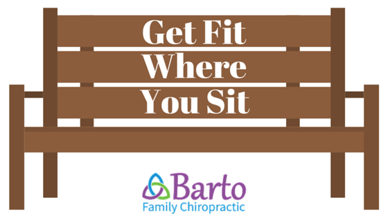 Get Fit Where You Sit – Playground Fitness Continued