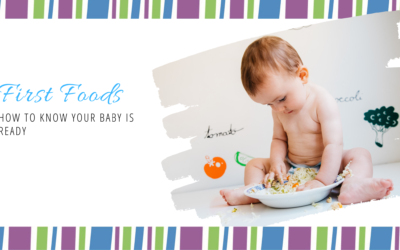 When is your baby ready for his first food?